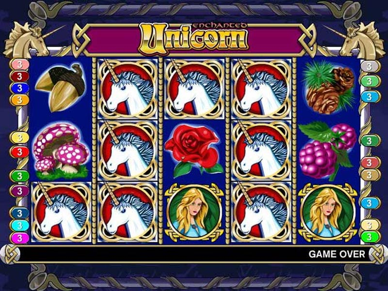 Free Online Slots Unicorn